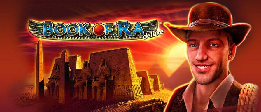 Book of Ra Deluxe в казино RuBet